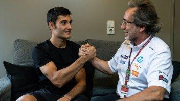 Moto2: Jorge Navarro correrà con il team Pons nel 2022