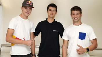 Moto2: Il team Gresini punta su Alessandro Zaccone e Filip Salac per il 2022
