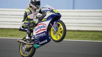 Moto3: Grande Italia a Misano: Fenati in pole, Foggia 2°, Antonelli 3° e 4° Migno