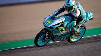 Moto3: Foggia conquista la FP3 di Aragon, 9° Acosta