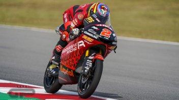 Moto3: Aragon, FP1: Rodrigo piazza la zampata, Antonelli è 3°