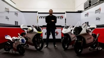 Moto3: Alessandro Tonucci returns to Moto3 World Championship with MTA