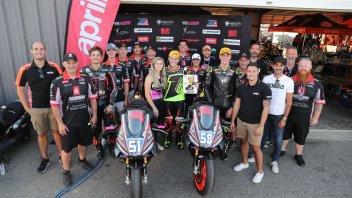 MotoAmerica: Aprilia domina la Twins Cup: De Keyrel vince il titolo, Marcon la gara