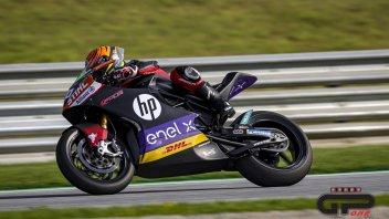 MotoE: Jordi Torres poleman in MotoE con l'Energica del team Pons