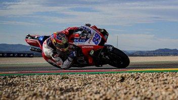 """MotoGP: Martin: """"Se non spingi, ti mangiano: partire vicino a Marquez non mi influenzerà"""""""