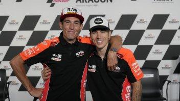 """MotoGP: Vinales: """"A Misano mi sono tolto un peso dalle spalle, Aprilia mi piace"""""""