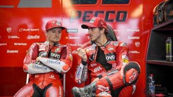 """MotoGP: Bagnaia: """"Non parto per vincere ma per recuperare punti su Quartararo"""""""