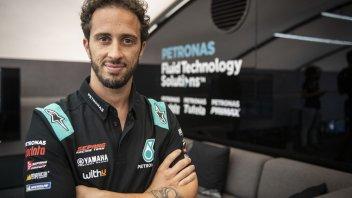 MotoGP: UFFICIALE - Dovizioso fa coppia con Rossi in Petronas fino a fine anno