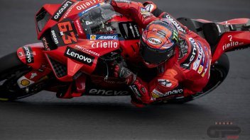 MotoGP: Misano: Bagnaia inarrestabile anche nei test, 2° Pol Espargarò