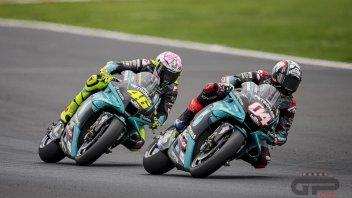 """MotoGP: Rossi e Dovizioso contenti dopo il test a Misano: """"Siamo migliorati"""""""