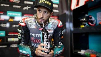 """MotoGP: Dovizioso: """"Se guido la Yamaha con l'istinto, non funziona"""""""