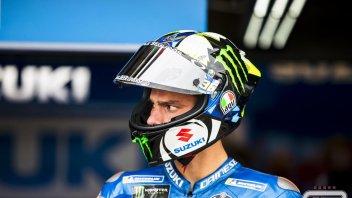 """MotoGP: Mir: """"Silverstone? Se le cose non vanno è difficile tenere la bocca chiusa"""""""""""