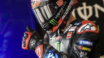 """MotoGP: Quartararo: """"Speriamo che Dovizioso possa darci qualche buon consiglio"""""""