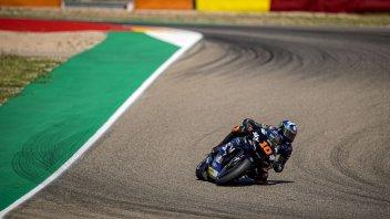 """MotoGP: Marini: """"Week-end da dimenticare, avrei avuto bisogno di un altro giorno"""""""