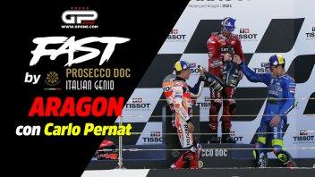"""MotoGP: Fast By Prosecco Aragon, Pernat: """"Bagnaia ha vinto contro il vero Marquez"""""""