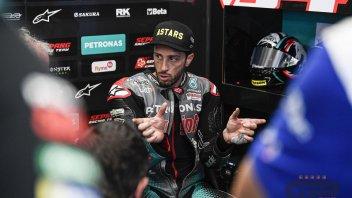 """MotoGP: Dovizioso: """"Sulla Yamaha ho pensato porca vacca, quanto è diversa"""""""