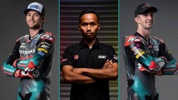 MotoGP: Revolution in Petronas: Dixon in MotoGP, McPhee in Moto2, Azman in Moto3