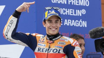 MotoGP: Left-leaning Aragon is a great chance for Marquez: 70% chance of excelling