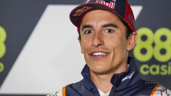 """MotoGP: Marquez: """"My mother scolded me, I made her cry on Sunday"""""""