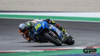 """MotoGP: Joan Mir: """"deluso per la gara, il titolo ormai sembra sfumato"""""""