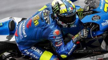 "MotoGP: Mir: ""Ho lavorato per la gara"". Rins: Vinales? va già forte con l'Aprilia"""