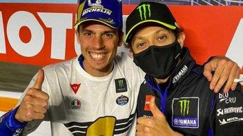 """MotoGP: Mir: """"Valentino Rossi è un esempio, ha più passione di tutti noi"""""""