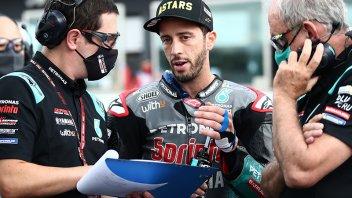 """MotoGP: Dovizioso: """"Questa gara è stato il modo migliore per preparare il test"""""""