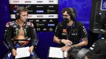 """MotoGP: Quartararo: """"Spero che Dovi renda la Yamaha una Ducati col nostro telaio"""""""