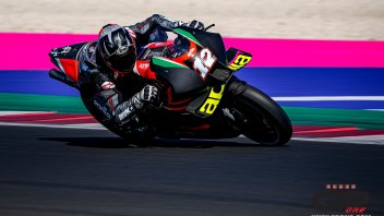 MotoGP: Maverick Vinales ha deciso: in pista ad Aragon con Aprilia