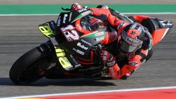 """MotoGP: Vinales: """"Non posso pensare ora di essere al livello di Aleix Espargarò"""""""