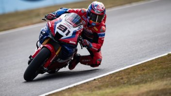 """SBK: Haslam: """"I'd like to stay in Honda HRC, I was as fast as Bautista"""""""
