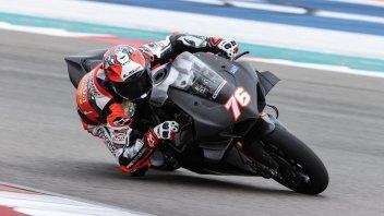 """SBK: Baz: """"Corro nel MotoAmerica per essere in Ducati con Aruba nel 2022"""""""