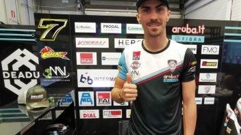 """SBK: Baz: """"La mia America tra solitudine, Superbike e Ducati"""""""