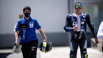 SBK: Luca Bernardi ha già due offerte dalla Superbike per il 2022