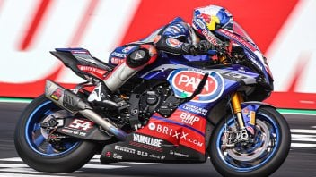 SBK: Razgatlioglu fulfils long-felt desire to win the race with a stoppie