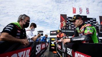 """SBK: Riba: """"Kawasaki soffre col motore, non possiamo pensare di essere Ducati"""""""