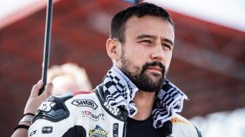 SBK: Randy Krummenacher sostituirà Luca Bernardi sulla Yamaha di CM Racing