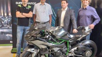 SBK: Black Flag Motorsport e Kawasaki insieme nel CIV SBK 2022