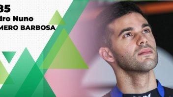 SBK: Michel Fabrizio dà l'addio alle corse: al suo posto Pedro Barbosa