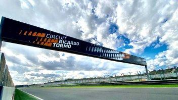 SBK: Dorna pensa a Valencia per il finale di stagione della Superbike
