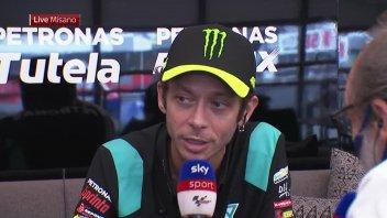 """MotoGP: Rossi: """"Ho pensato la prima volta al ritiro al Mugello nel 2019"""""""