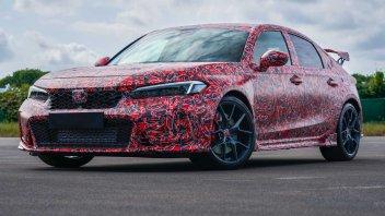 Auto - News: Honda Civic Type R 2023: arrivano due foto ufficiali