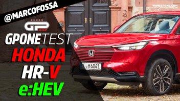 Auto - Test: Prova Honda HR-V e:HEV, il Full Hybrid nipponico dai tratti occidentali