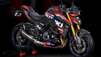 Moto - News: Suzuki celebra il titolo EWC con una GSX-S1000 dedicata al Team SERT