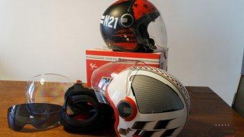 """Moto - News: Casco: conviene cambiarlo o """"rinnovarlo""""?"""
