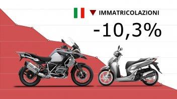 Moto - News: Mercato moto e scooter settembre: Benelli regina, sale Multistrada V4