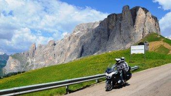 Moto - News: L'Alto-Adige e lo stop alle moto: la proposta continua a far discutere