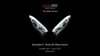 Moto - News: Ducati Multistrada V4 Pikes Peak: tutto pronto per il debutto