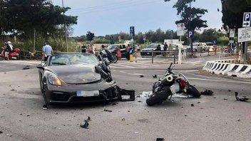 Moto - News: Euro NCAP: dal 2023 i crash test coinvolgeranno anche le moto