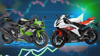 Moto - News: R6 e ZX-6R, la vendetta: fuori dalla gamma ma regine dell'usato